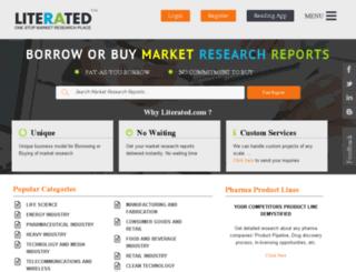 literated.com screenshot