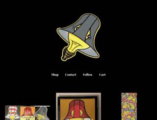 lites.bigcartel.com screenshot