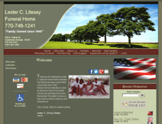 liteseyfh.com screenshot