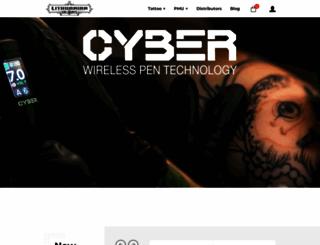 lithuanianirons.com screenshot