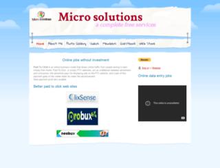 litmicrosolutions.webs.com screenshot