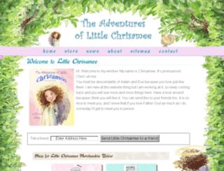 littlechrisamee.com screenshot