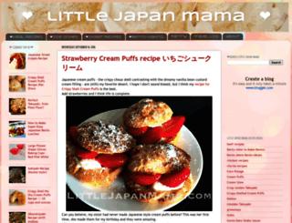 littlejapanmama.com screenshot