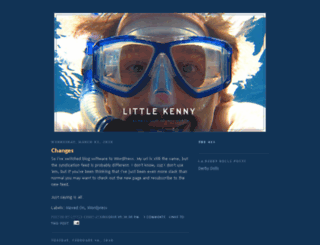 littlekenny.com screenshot