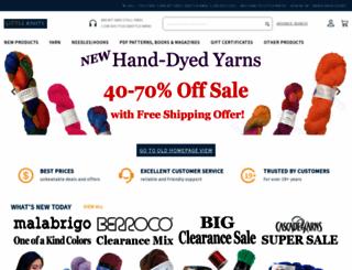 littleknits.com screenshot