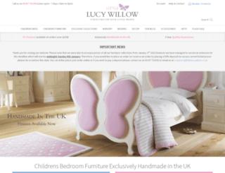 littlelucywillow.co.uk screenshot
