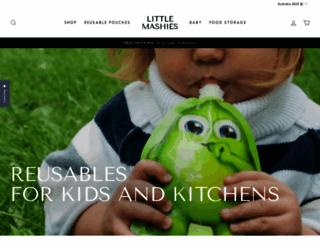 littlemashies.com screenshot