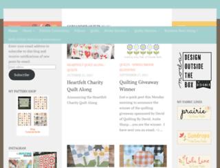 littlemissshabby.com screenshot