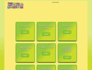 littleonlinegames.com screenshot