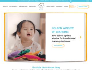 littleskoolhouse.com screenshot