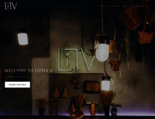 littlev.nl screenshot