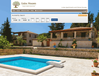 liubahouses.reserve-online.net screenshot