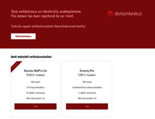 liukuvoide.fi screenshot