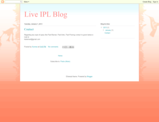 live-ipl-blog.blogspot.in screenshot