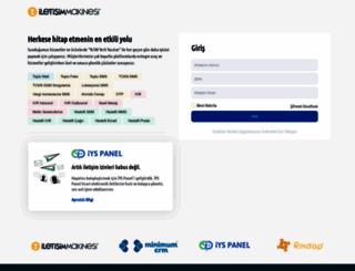live.iletisimmakinesi.com screenshot