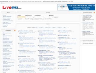 livea2z.com screenshot
