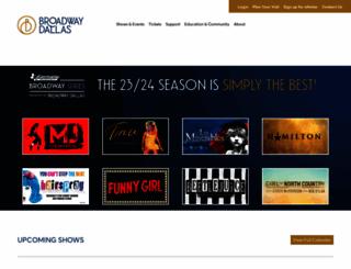 liveatthemusichall.com screenshot