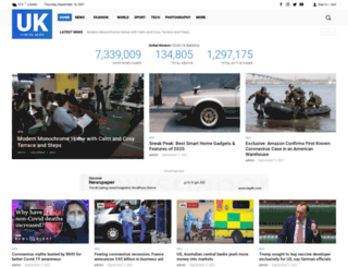 livebharatnews.com screenshot