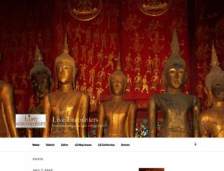 liveencounters.net screenshot