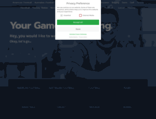 livefootballstream.net screenshot