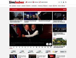 livehaber.com screenshot
