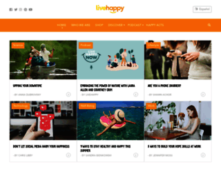 livehappy.com screenshot