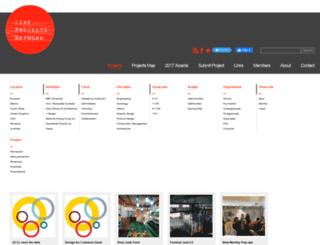 liveprojectsnetwork.org screenshot