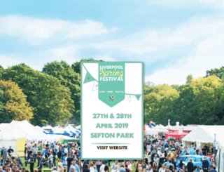 liverpoolfoodanddrinkfestival.co.uk screenshot