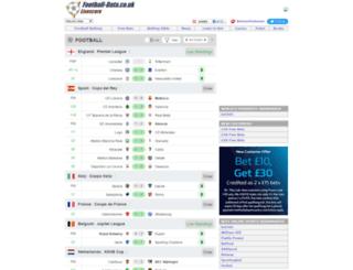 Football Betting Data Free - image 5