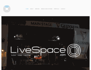 livespace.com screenshot