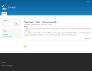 liveziz.net screenshot