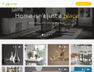 livhigh.azurewebsites.net screenshot