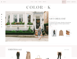 livingincolorprint.com screenshot