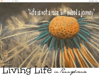 livinglifeinpa.blogspot.com screenshot