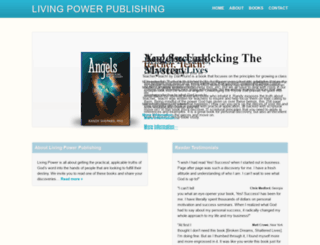 livingpower.com screenshot