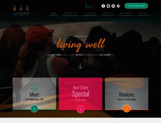 livingwell-nutrition.com screenshot