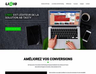 liwio.com screenshot