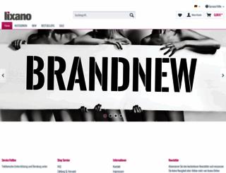 lixano.com screenshot