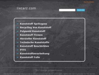 lixcarz.com screenshot