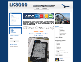 lk8000.it screenshot