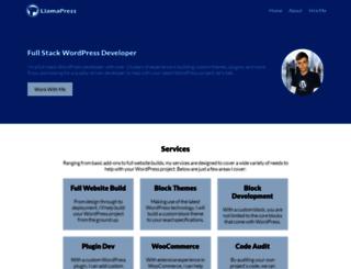 llamapress.com screenshot