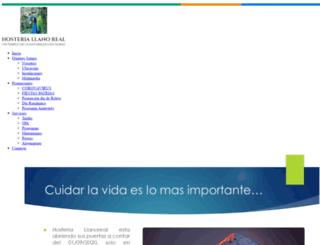 llanoreal.cl screenshot