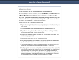 llcagent.com screenshot