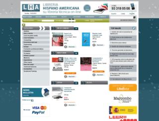 llibreriaha.com screenshot