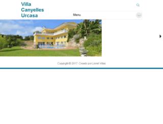 lloretvillas.com screenshot