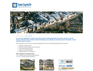 llynch.com screenshot