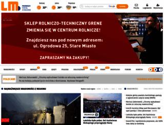 lm.konin.pl screenshot