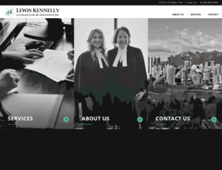 lmfamilylaw.com screenshot
