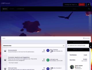 lmpforum.com screenshot