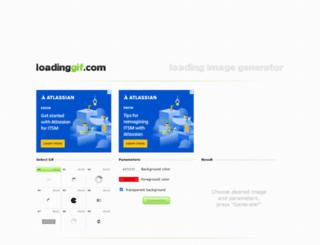 loadinggif.com screenshot